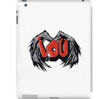 Sherlocked IOU Graffiti iPad Case/Skin