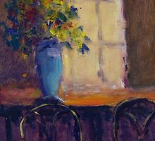 DINING ROOM TABLE by Bob Abrahams