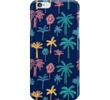 Palm Tree Leaf Pattern iPhone Case/Skin