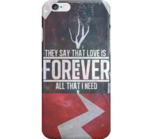 Sleeping With Sirens iPhone Case iPhone Case/Skin