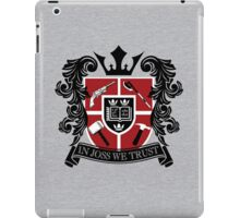 In Joss We Trust iPad Case/Skin