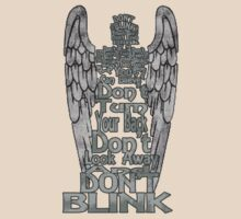 Don't Blink by LaainStudios