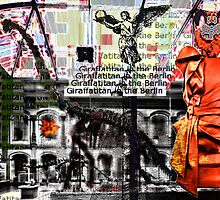 Giraffatitan in the Berlin by Joshua Bell