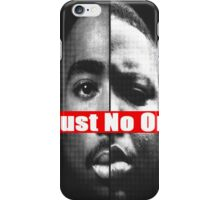 "Tupac and Biggie ""Trust No One"" Supreme iPhone Case/Skin"