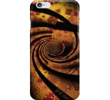 My Old Indian Skirt iPhone Case/Skin