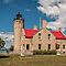 Placed 9th in the Top Ten of the 'Lighthouses of the Midwest' challenge in the group 'Midwestern United States Art & Photography' on 3 February 2015