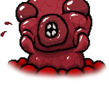 MR FRED! binding of isaac rebirth! by Steelgear24