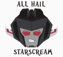 All Hail - Starscream Kids Clothes