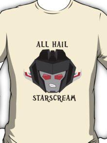 All Hail - Starscream T-Shirt