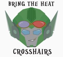 Bring the Heat - Crosshairs Kids Clothes