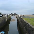 Cornish Coast - Bude Lock by thecornishman