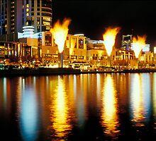 Crown Casino - Melbourne - Victoria by James Pierce