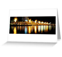 Crown Casino - Melbourne - Victoria Greeting Card