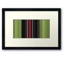 Red Green Framed Print