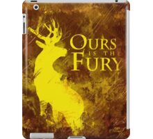 Game of Thrones - House Baratheon iPad Case/Skin