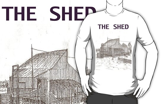 The Shed by robert murray