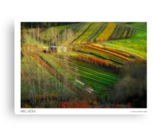 Arcadia Canvas Print