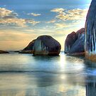 Elephant Cove - Williams Bay - Beauty at sunset. by autumnleaf