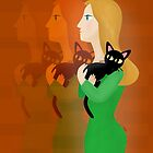 Life with the Cat by BATKEI