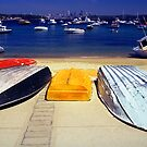 Watson's Bay, Sydney by Mark Higgins