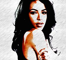 Aaliyah  by sayers