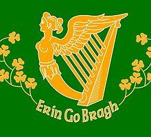 Irish-American Flag by abbeyz71