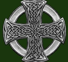 Celtic cross by thomasjart