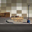 Wall by L B
