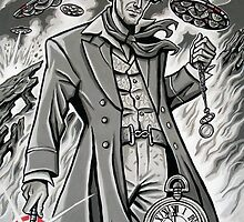 Time War Eighth Doctor by Raine  Szramski