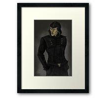 Skyrim~Ondolemar Framed Print