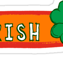 Irish Tee Sticker