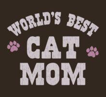 World's Best Cat Mom by TheShirtYurt