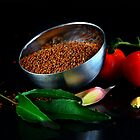 Mustard seeds by Dipali S