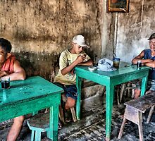 A Coffee Shop by rjcatedral