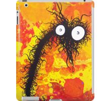 The creatures from the drain 36 iPad Case/Skin
