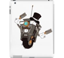 The Gentleman Caller iPad Case/Skin