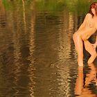 Pond Lady by Tony Anastasi