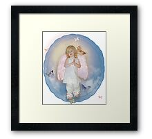 Everybody's Angel Framed Print