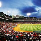 Fenway Park by Lasse Damgaard