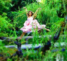 Garden Ballet by karolina