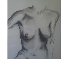 study of the female form by adam lewis