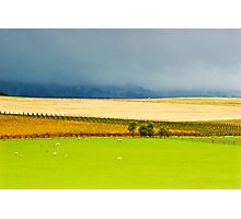 Autumn Storm Photographic Print