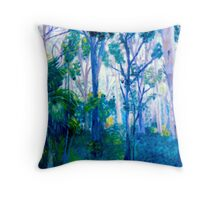 Dates & Ghosts Throw Pillow
