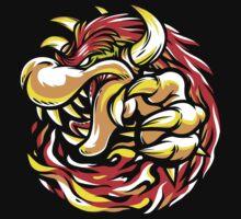 Tyrant Koopa by Versiris