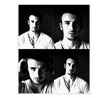 Chris Evans Photographic Print