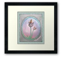 Opalescence Framed Print