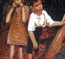 Hansel & Gretel by Marilyn Brown