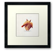 Fox Framed Print