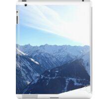 Austrian Panorama iPad Case/Skin