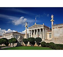 The Academy of Athens Photographic Print